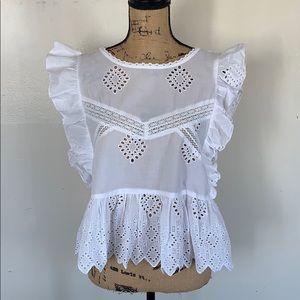 Zara Blouse Size XL
